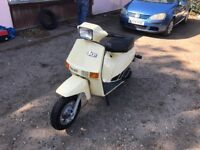 125 2 stroke scooter