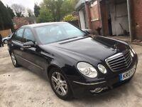 Mercedes-Benz E220 Saloon 2.1 CDI Avantgarde 4dr Quick sale! Very cheap! Good condition!