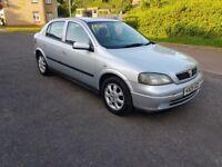 2005 Vauxhall Astra 1.6 i 16v Enjoy 5dr Automatic @07445775115