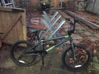 BMX bike - Mongoose BMX bike - barely used