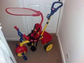 Little Trike 4-in-1 Trike