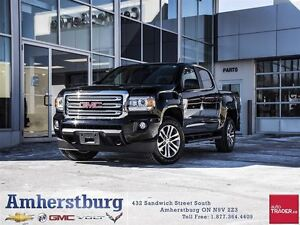2016 GMC Canyon SLE - REMOTE START, BACKUP CAM & MUCH MORE!