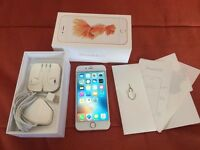 iPhone 6s 16gb unlocked, new condition, in original box