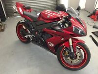 For sale Yamaha R1 2006, only 10000 miles!