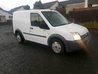 LATE 2009 FORD TRANSIT CONNECT