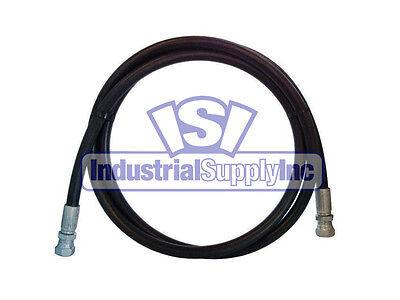 38 X 36 2-wire Hydraulic Hose Assembly Wfemale Jic