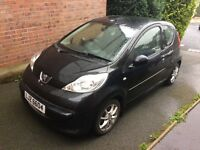 peugeot 107 2007 1.0 petrol full year MOT ( new engine 2011 only 24000 miles )