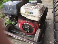 Hydraulic breaker generator spares or repair