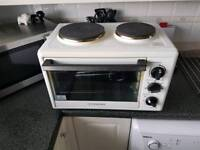 Portable oven and hot plate