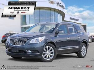 2014 Buick Enclave Premium AWD   Cooled Seats   Nav   Sunroof