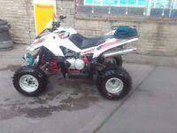 2014 Triton Baja / Access / Apache 250 Road legal Quad bike ATV