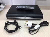 Sky Plus HD Box with remote and all csbles