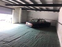 Unit To Let Up 2 & Cars inside Shutter + Alarm + parking on site all bill paid and maintained