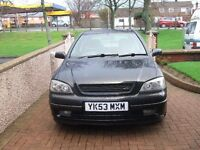 Mark 4 Vauxhall Astra 1.6V twinport SXI low milage