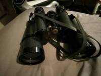 Binoculars - great condition - with carry case
