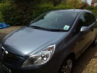 2010 Vauuxhall Corsa 33500 Miles ONLY