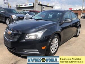2011 Chevrolet Cruze LT Turbo w/1SA **SUNROOF**