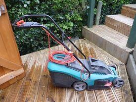Bosch Rotak34 Lawn Mower