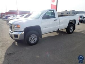 "2016 GMC Sierra 2500HD Regular Cab 133.6"" WB 2WD w/8' Box, 6.0L"