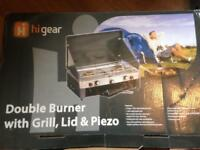 Hi Gear Double Burner