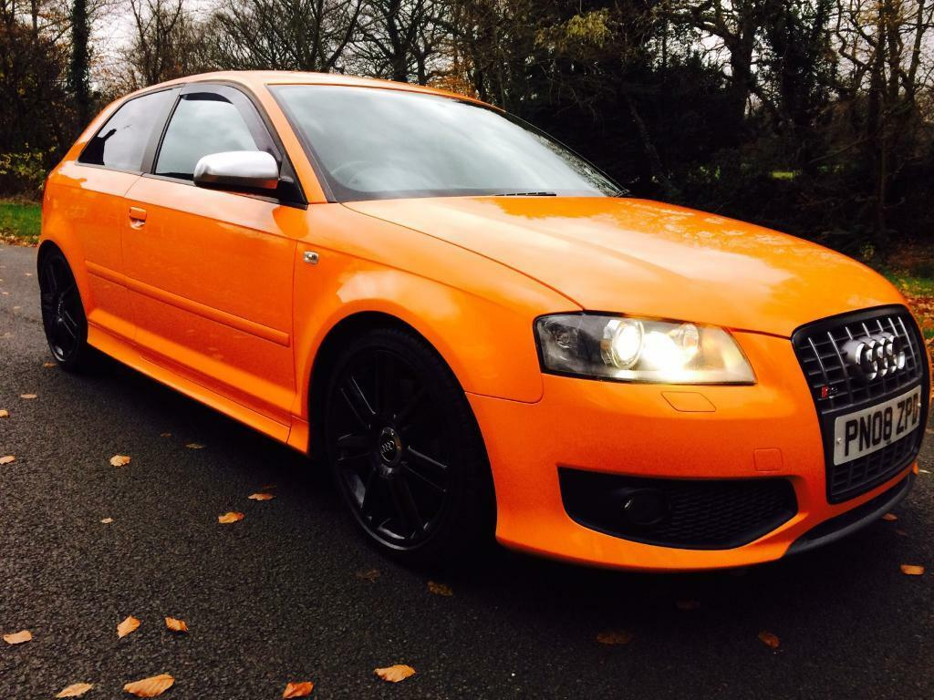 audi a3 s3 2008 in stalybridge manchester gumtree. Black Bedroom Furniture Sets. Home Design Ideas