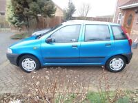 Fiat Punto Team 60S Blue