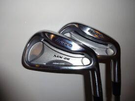 Mizuno MX25 3 and 4 Iron