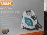 Steam cleaner-VAX .Home master- Excellent condition with box.-