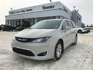 2017 Chrysler Pacifica Touring-L- REMOTE START, LEATHER HEATED S