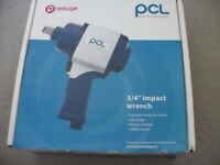 PCL 3/4 INCH IMPACT WRENCH