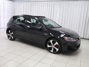 2015 Volkswagen GTI Autobahn DSG! Navigation, Sunroof, Heated Le