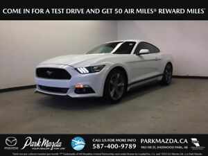 2016 Ford Mustang V6 RWD - Bluetooth, Remote Start, Backup Cam