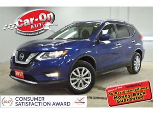 2017 Nissan Rogue SV AWD HTD SEATS REAR CAM LOADED   ONLY 8, 000