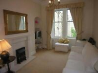 Edinburgh New Town Rental - A lovely flat very centrally located for holiday /short term rent