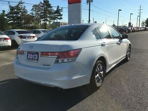 2012 Honda Accord Sedan SE 5sp at Kingston Kingston Area image 7