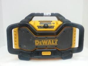 Dewalt Jobsite Radio. We Sell Used Power Tools and Job-site Equipment  (#51604) (1)  AT87461