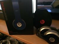 Beats Wireless Headphones (blue)