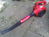 Professional Quality Petrol Leaf Blower, Japanese Made, with Easy Starting Kawasaki Engine. VGC