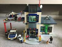 Playmobil Police Station Bundle