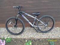 shockwave xt650 mountain bike