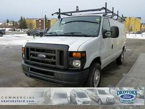 2012 Ford E-350 Super Duty Commercial Lots of storage! 5.4l E...