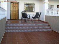 Costa Blanca, 2 bedroom townhouse with a/c and Wi-Fi APRIL & MAY = £235 pw 4 people