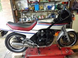 Yamaha XJ600 very good condition checked front to rear New MOT