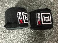 RDX Hand Wraps Bandages Gloves MMA Boxing