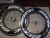 Zipp 1080 Wheelset - Carbon Clinchers - Immaculate Condition