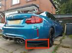 Carbon bumper splitter BMW F87 M2 M2 Competition