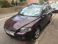 VOLVO V50D 06 PLATE 2.0 DIESEL PLEASE READ AD £650 NO OFFERS