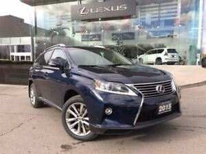 2015 Lexus RX 450H Sportdesign AWD Navigation Backup Cam Sunroof