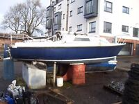WESTERLY 22 BOAT FOR SALE