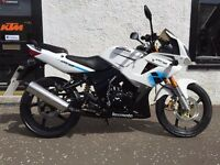 Lexmoto XTR S 125 Super Sport Motorcycle Like CBR125 Flexible Payment Terms & Nationwide Delivery